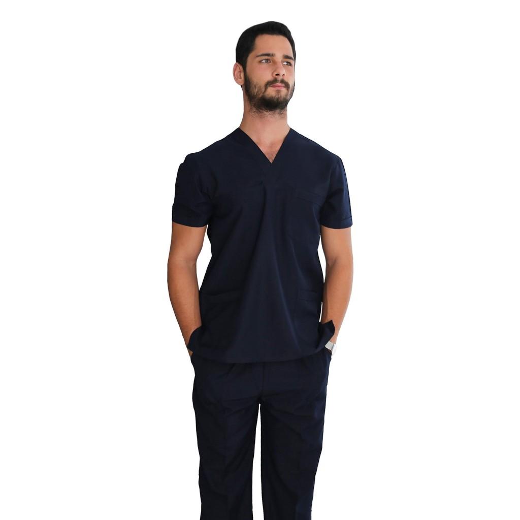 Erkek Doktor Hemşire Forma Takımı
