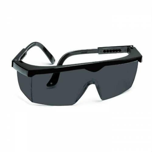 Füme Oksijen Kaynak Gözlüğü - Çalışma Gözlüğü - Koruyucu Gözlük