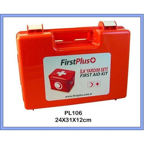 FirstPlus Exclusive Ecza Çantası İşletme PL106B
