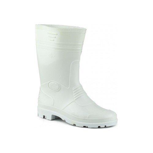 Gezer Lastik Çizme Beyaz