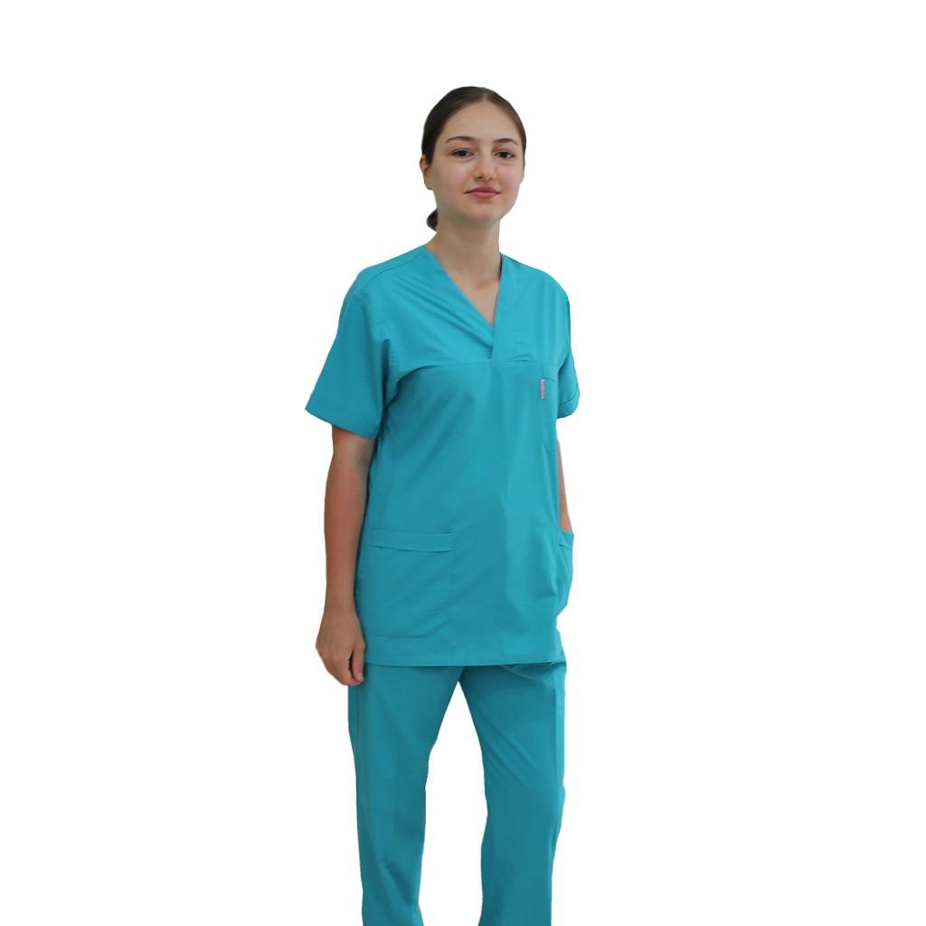 Renkli Doktor Hemşire Forma Takımı