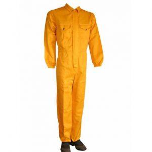 Sarı Kollu Tulum