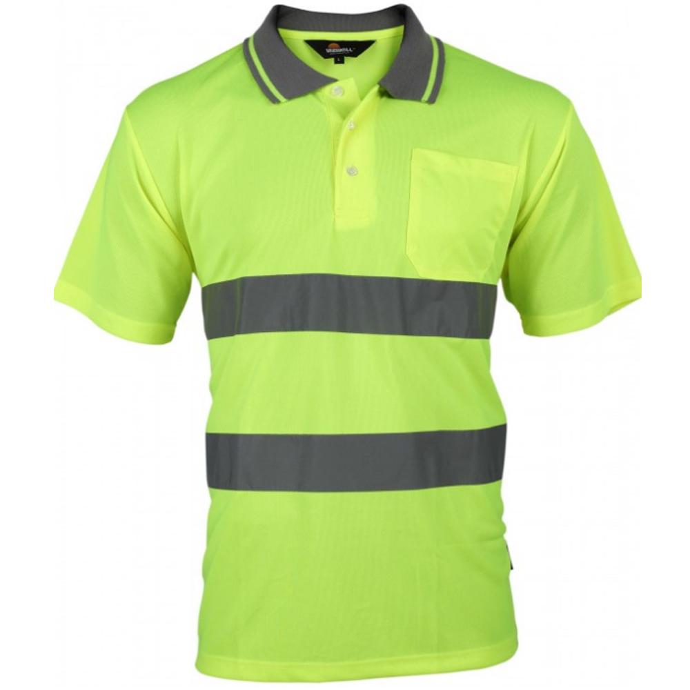 Yeşil Forforlu Tişört
