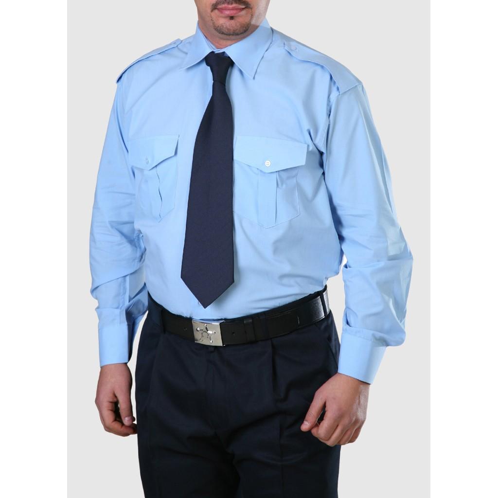 Özel Güvenlik Gömleği Uzun Kol İş Elbiseleri