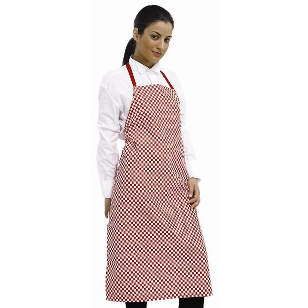 Ön Önlük Garson Aşçı Şef Garson İş Önlüğü Boyundan Askılı Unisex