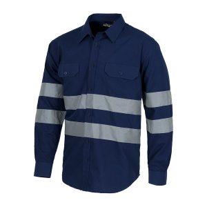 Reflektörlü İş Gömlekleri