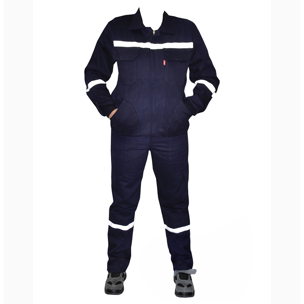 İş Elbisesi Mont Pantolon Takım 7/7 Gabardin Kumaş