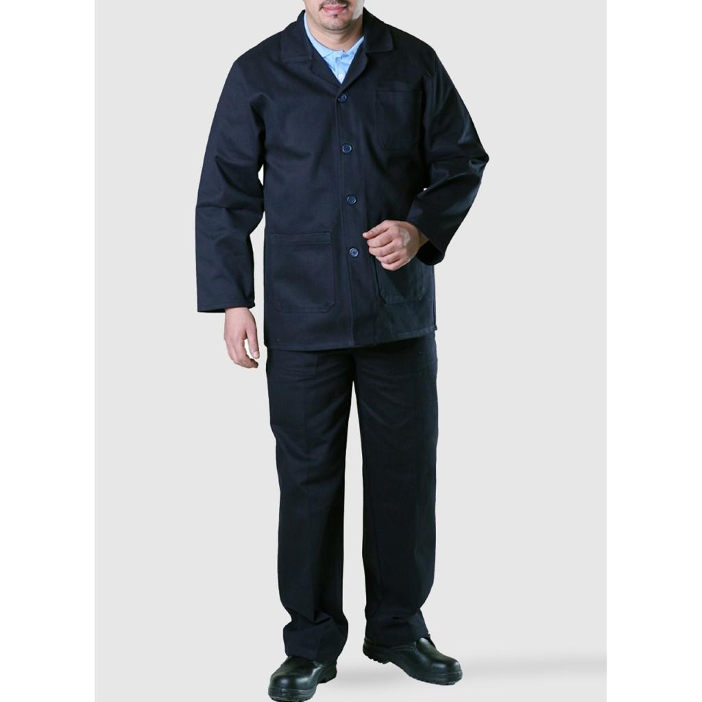 İş Elbisesi Ceket Pantolon Gabardin Kışlık