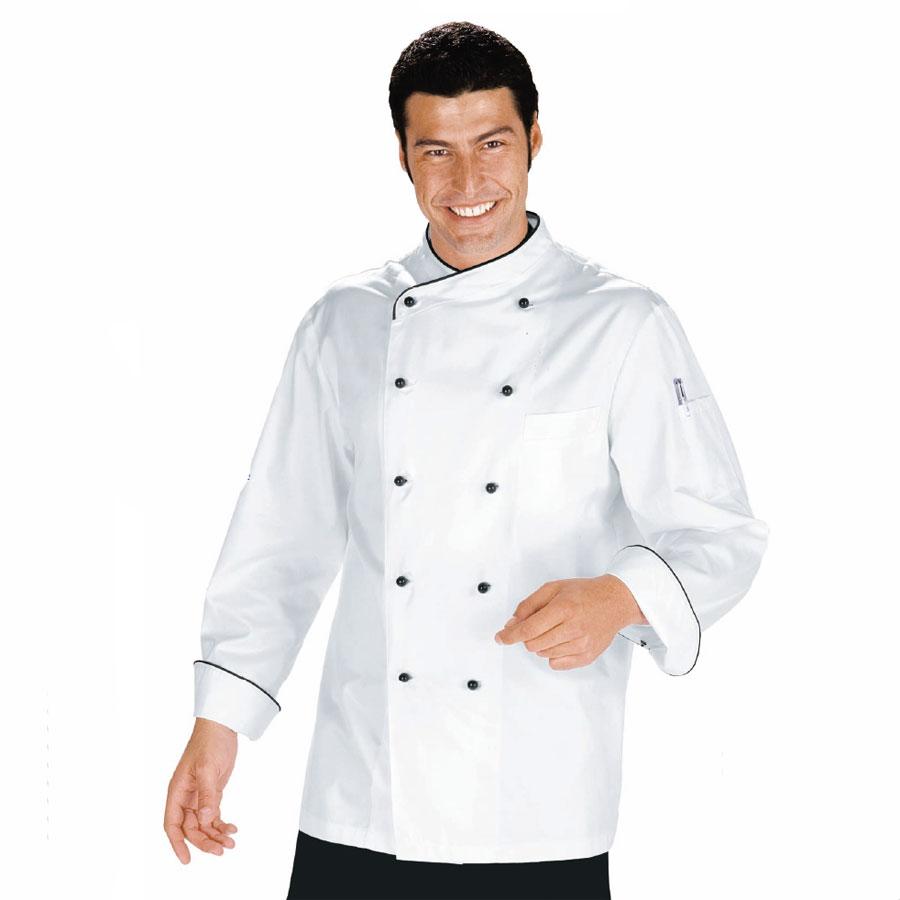 Beyaz Aşçı Ceketi