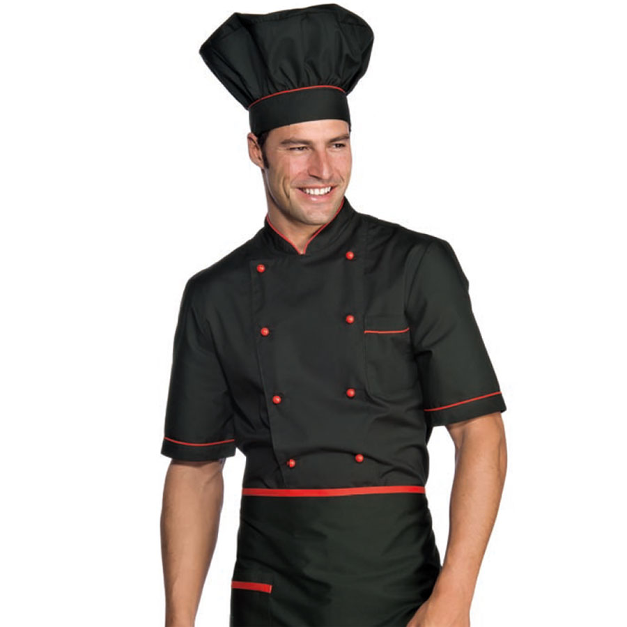 Siyah Aşçı Kıyafeti