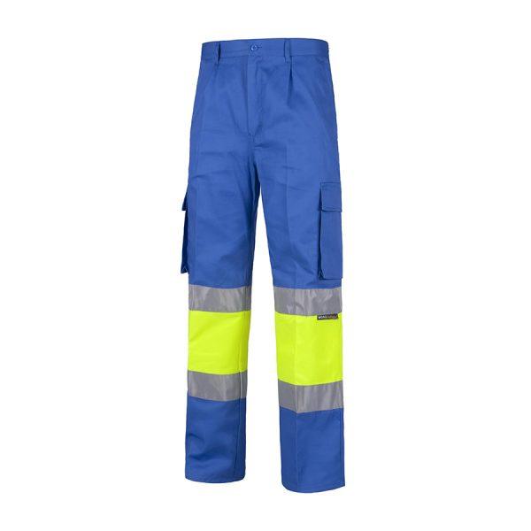 Reflektörlü İş Pantolonu Komando Cepli İş Elbiseleri